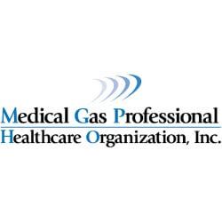 Medical Gas Professional Healthcare Organization Logo