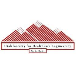 Utah Society for Healthcare Engineering USHE Logo